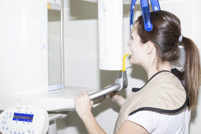 Radiología y mínima radiación en Clínica Dental Tenerife