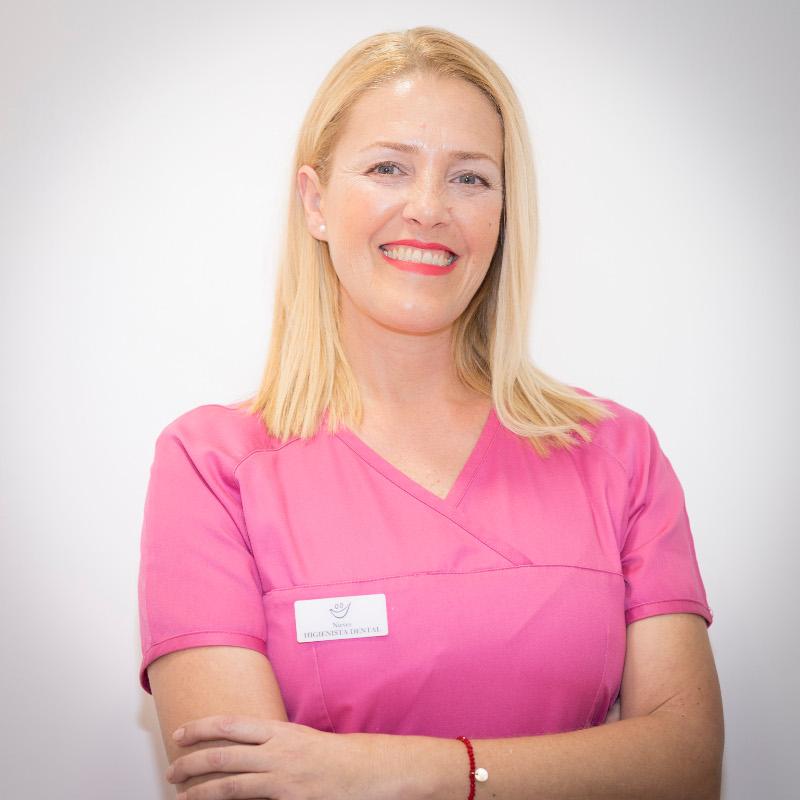 Dentista en Tenerife - Nieves López González - Higienista dental