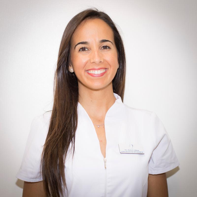 Dentista en Tenerife - Dra. Rocío Hernández Villena