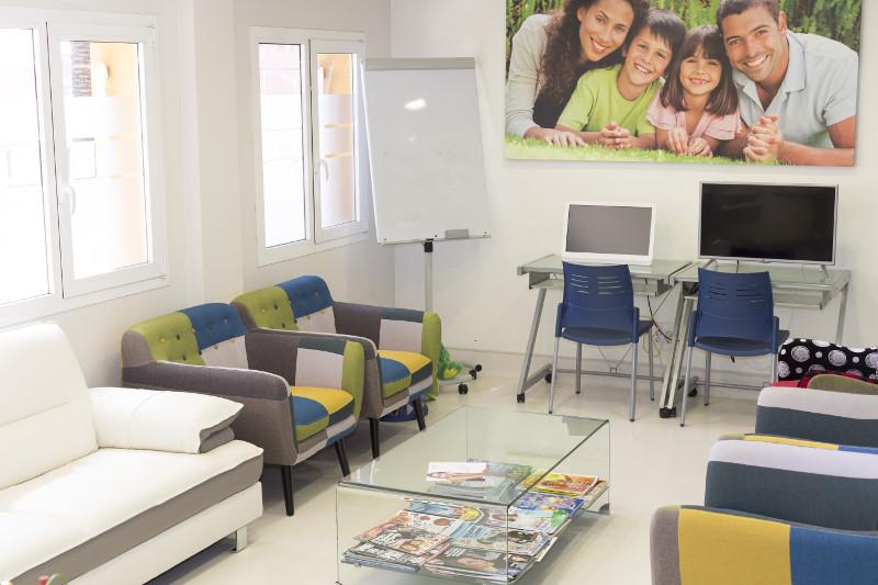 Clínica Dental en La Laguna - Sala de espera