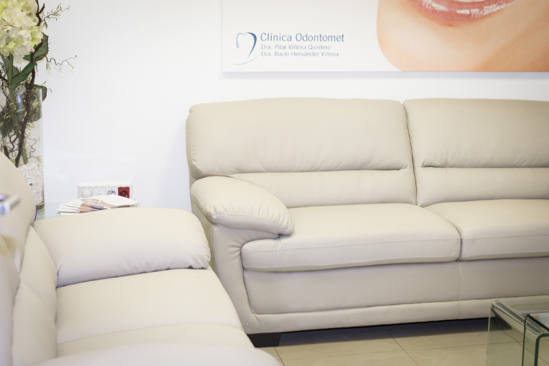 Clínica Dental en Santa Cruz de Tenerife - Sala de espera