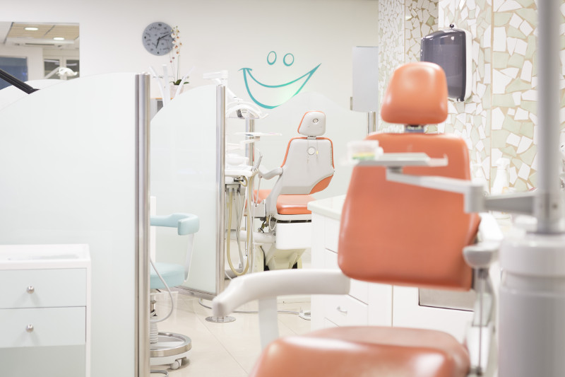 Clínica Dental en Santa Cruz de Tenerife - Sillón dental