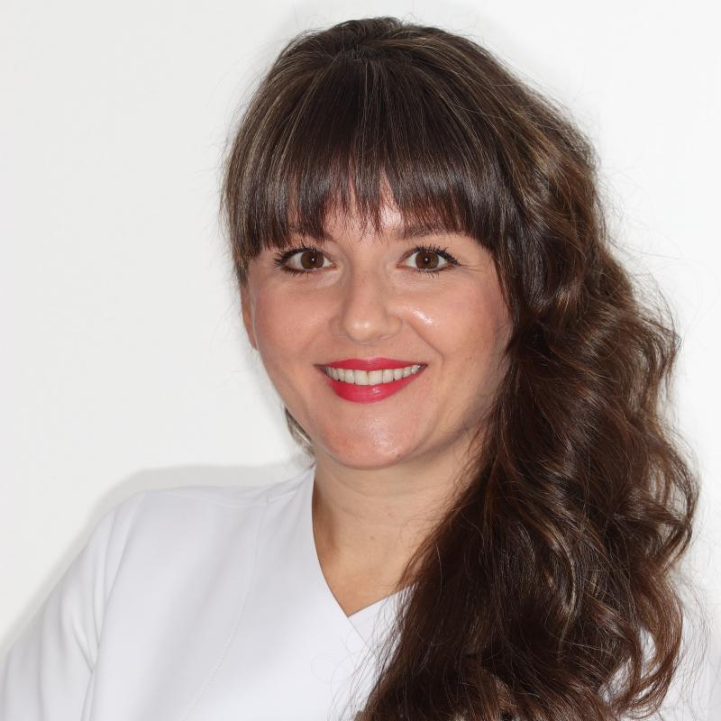 Dentista en Tenerife - Agata Grochocka - Administración